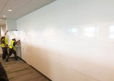 Dry Erase Wall Film