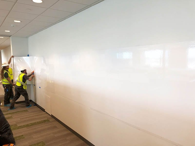 Dry Erase Wall Film